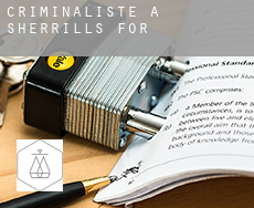 Criminaliste à  Sherrills Ford