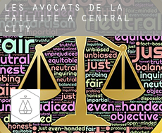 Les avocats de la faillite à  Central City