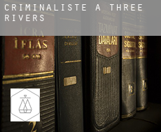 Criminaliste à  Three Rivers