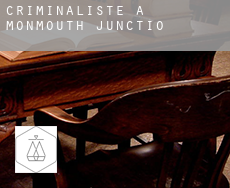 Criminaliste à  Monmouth Junction