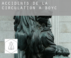 Accidents de la circulation à  Boyce