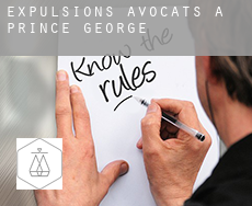 Expulsions avocats à  Prince George's