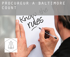 Procureur à  Baltimore